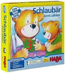 HABA 4547 - Schlaubär lernt zählen - 1