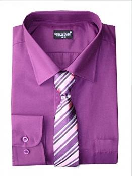 Hemd Geräte Jungen Krawatte im Set Lange Die Hülse Festlich gekleidet Elegante Kleidung Partei Hemden 0-15 Jahren Neu - 1