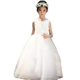 ipretty Prinzessin Kleid Kostüm Karneval kleid Cosplay Kleid Hochzeit Ballkleid Festkleid partykleider mädchen - 1