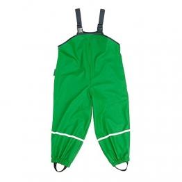 Kinder Regenlatzhose gruen Gr.92 - 1