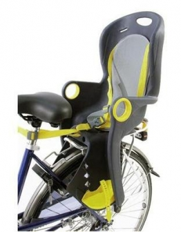Kinderfahrradsitz Fahrradsitz Fahrrad-Kindersitz für hinten bis 22 Kg - 1