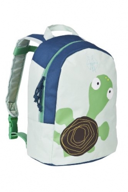 Lässig LMBP190 - Kinderrucksack - 4 Kids Wildlife - Turtle - 1
