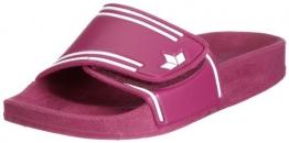 Lico Coast V, Mädchen Dusch- & Badeschuhe, Pink (pink/weiss), 36 EU - 1