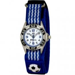 Ravel Kinder-Armbanduhr Analog blau R1507.18 - 1