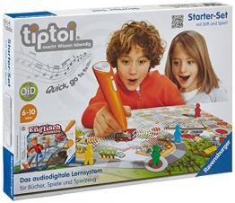 Ravensburger 00501 - tiptoi®: Starter-Set mit Stift & Spiel - 1