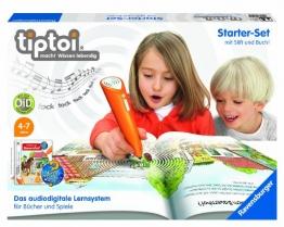 Ravensburger 00502 - tiptoi: Starter-Set mit Stift und Buch - 1