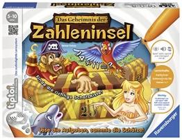 """Ravensburger 00512 - tiptoi Spiel Das Geheimnis der Zahleninsel"""" - 1"""