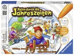 """Ravensburger 00514 - tiptoi Spiel Reise durch die Jahreszeiten"""" - 1"""