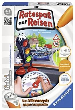 """Ravensburger 00525 - tiptoi Spiel Ratespaß auf Reisen"""" - 1"""