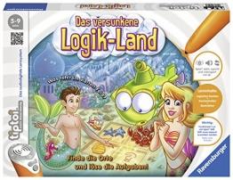 "Ravensburger 00526 - tiptoi Spiel Das versunkene Logik-Land"" - 1"