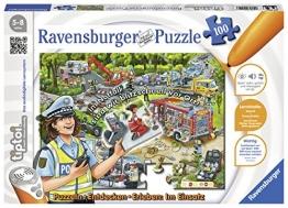 """Ravensburger 00554 - tiptoi Puzzeln, Entdecken, Erleben: Im Einsatz"""" - 1"""