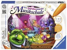 "Ravensburger 00555 - tiptoi Spiel Die monsterstarke Musikschule"" - 1"
