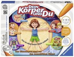 """Ravensburger 00560 - tiptoi Dein Körper und du"""" - 1"""