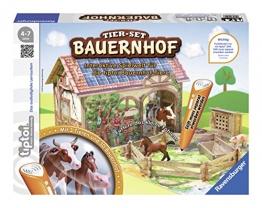 """Ravensburger 00564 - tiptoi Tier-Set Bauernhof"""" - 1"""