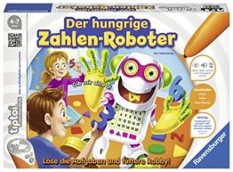 """Ravensburger 00706 - tiptoi Spiel Der hungrige Zahlen-Roboter"""" - 1"""