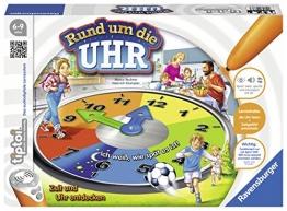 """Ravensburger 00736 - tiptoi Lernspiel Rund um die Uhr"""" - 1"""