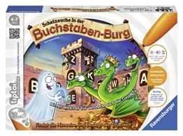 """Ravensburger 00737 - tiptoi Spiel Schatzsuche in der Buchstabenburg"""" - 1"""