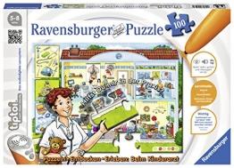 """Ravensburger 0523 - tiptoi Puzzeln, Entdecken, Erleben: Beim Kinderarzt"""" - 1"""