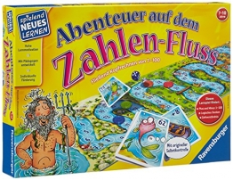 Ravensburger 25024 - Abenteuer auf dem Zahlen-Fluss - 1