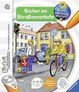 Sicher im Straßenverkehr (tiptoi® Wieso? Weshalb? Warum?, Band 4) - 1