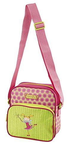 sigikid Kinder-Sporttasche Kindergartentasche Florentine Pink (pink/apfelgrün) 24451 - 1