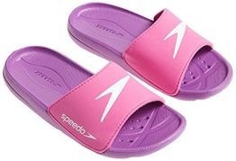 Speedo Kinder Badelatsche Atami Core SLD JF 807419 Pink/Violett 33 - 1