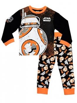 Star Wars Jungen Star Wars BB8 Schlafanzug 134 - 1