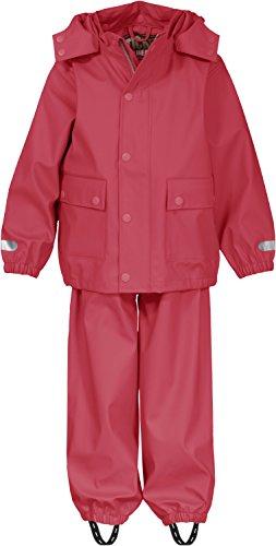 TICKET TO HEAVEN Regenjacke und -hose im Set mit abnehmbarer Kapuze Kinder, Kinder Mädchen - 1