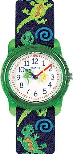 Timex Jungen-Armbanduhr Analog Quarz Textil T72881 - 1