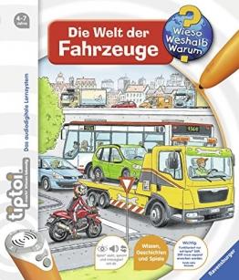 tiptoi® Die Welt der Fahrzeuge (tiptoi® Wieso? Weshalb? Warum?, Band 12) - 1