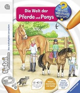 tiptoi® Die Welt der Pferde und Ponys (tiptoi® Wieso? Weshalb? Warum?, Band 13) - 1