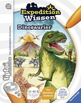 tiptoi® Dinosaurier (tiptoi® Expedition Wissen) - 1