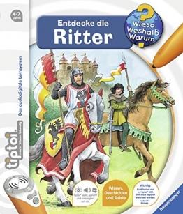 tiptoi® Entdecke die Ritter (tiptoi® Wieso? Weshalb? Warum?, Band 11) - 1