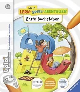 tiptoi® Erste Buchstaben (tiptoi® Mein Lern-Spiel-Abenteuer) - 1