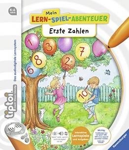 tiptoi® Erste Zahlen (tiptoi® Mein Lern-Spiel-Abenteuer) - 1