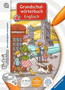 tiptoi® Grundschulwörterbuch Englisch (tiptoi® Lernen) - 1