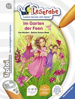 tiptoi® Im Garten der Feen (tiptoi® Leserabe) - 1