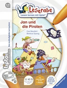 tiptoi® Jan und die Piraten (tiptoi® Leserabe) - 1
