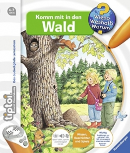 tiptoi® Komm mit in den Wald (tiptoi® Wieso? Weshalb? Warum?, Band 8) - 1