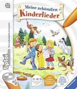 tiptoi® Meine schönsten Kinderlieder (tiptoi® Bilderbuch) - 1