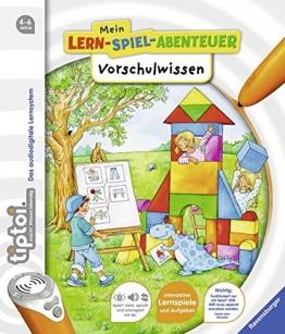 tiptoi® Vorschulwissen (tiptoi® Mein Lern-Spiel-Abenteuer) - 1