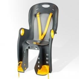 Torrex 30150 Sicherheits-Kinderfahrradsitz für hinten - 1