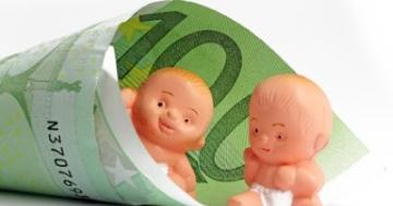 Elterngeld bei Zwillingen