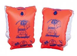 Bema 18001 - Happy People, Schwimmflügel, orange - 1