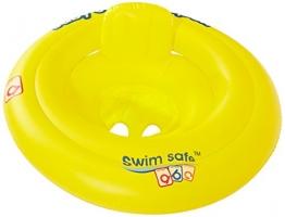 Bestway- 6385 Baby Schwimmsitz 0-12 Monate Schwimmring Schwimmhilfe - 1