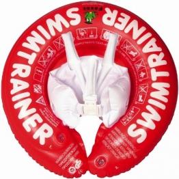 Freds Swim Academy 10110 - Schwimmtrainer Classic, 3 Monate bis circa 4 Jahre, rot - 1