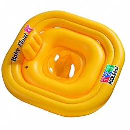 Intex 56587EU - Babysicherheitsring Deluxe Baby Float 4 Kammern - 1