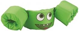 Sevylor Kinder Schwimmlernhilfe Puddle Jumper Deluxe, Grün (Face) - 1