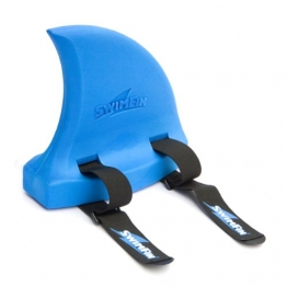 SwimFin Schwimmhilfe Blau - 1