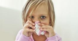 Augenringe beim Kind